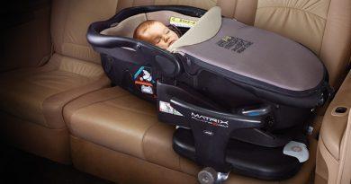 Új kutatást tett közzé a héten az autós gyermekülésekről a British Medical Journal